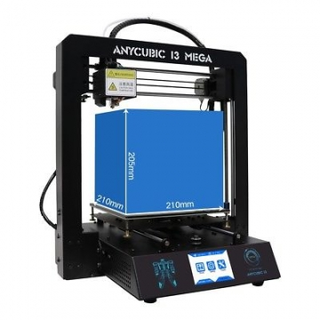 ANYCUBIC I3 Mega - 3D Drucker ✪