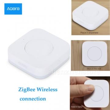 Xiaomi Aqara Smart Home ZigBee Push Button mit 3 Click (WXKG11LM) ✪