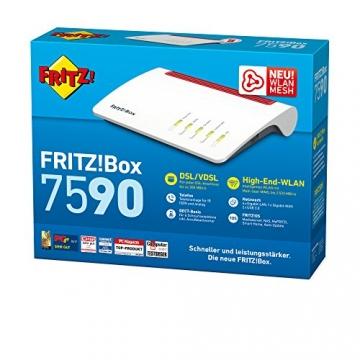 AVM FRITZ!Box 7590 High-End WLAN Router ✪