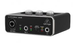 Behringer UM2 USB 2.0 Audio-Interface ✪