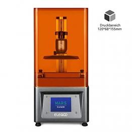 ELEGOO MARS - UV Resin 3D Drucker ✪