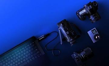 Elgato Cam Link 4K - Live-Streamen und Aufnehmen mit DSLR, Action Cam oder Camcorder in 1080p60 oder 4K30 ✪