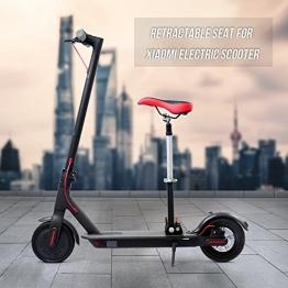 Sitz für Xiaomi Mi Elektroroller (M365) ✪