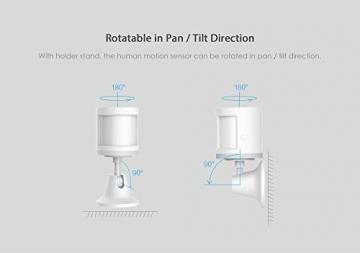 Xiaomi Aqara Smart Bewegungsmelder – PIR Sensor ✪