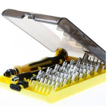 JACKLY 45-in-1 Professionelle Hardware Schraubendreher Werkzeug Set JK-6089B ✪