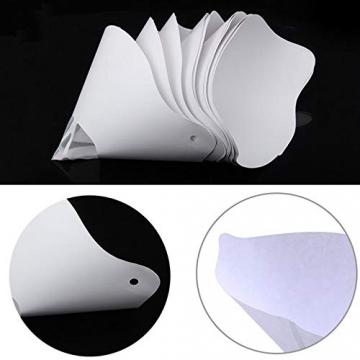 Einweg Papierfilter Trichter für SLA UV 3D Drucker Resin Zubehör (10 Stück) ✪