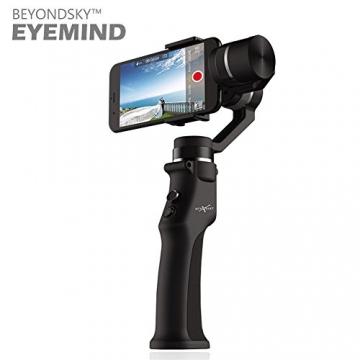 Beyondsky Eyemind Intelligent Handheld Gimbal - 3-Achsen Stabilisator ✪