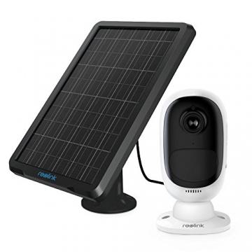 Reolink Argus 2 Überwachungskamera + Solarpanel im Bundle ✪