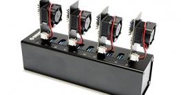 Scrypt USB-Stick Miner bitshopper Futurebit Moonlander 2 (3-5 MH/s) ✪