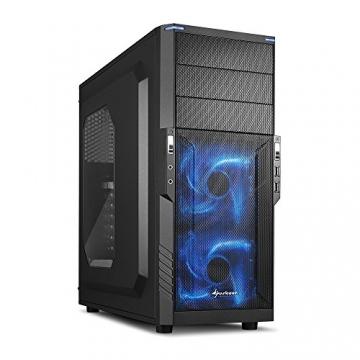 Sharkoon T3-W PC-Gehäuse ✪