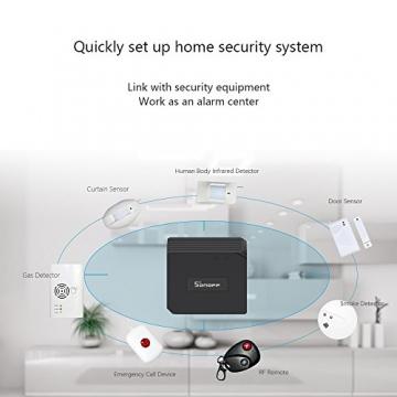 Sonoff RF Bridge 433-MHz für Smart Home, Alexa & ioBroker ✪