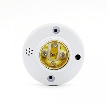 Sonoff Slampher - Intelligente Glühlampenfassung - Wi-Fi & 433-MHz für Smart Home, Alexa & ioBroker ✪