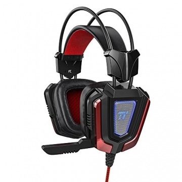 TaoTronics Gaming Headset mit LED-Beleuchtung ✪
