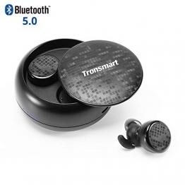 Tronsmart Encore Spunky Buds - Wireless Bluetooth Kopfhörer mit Ladestation ✪