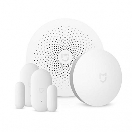 Xiaomi Aqara Smart Home 3 in 1 - WLAN Alarmanlage mit intelligenter Multifunktional Gateway ✪