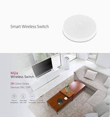 Xiaomi Aqara Smart Home 3 in 1 - WLAN Alarmanlage mit intelligenter Multifunktional Gateway ✪