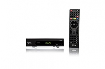 Xoro HRS 8660 Smart Digitaler Satelliten-Receiver (HDTV, DVB-S2) ✪