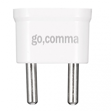 Gocomma EU Adapter für China Geräte ✪