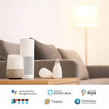 Xiaomi Yeelight Smart LED Glühbirne – Warm-weiß / Kalt-weiß [Energieklasse A+] E27 ✪