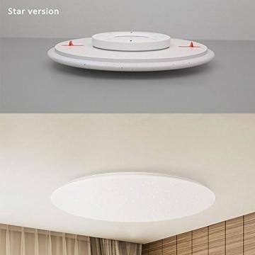 Xiaomi Yeelight Smart LED Deckenleuchte (Kompatibel mit ALEXA / ioBroker / Aqara Sensoren) ✪