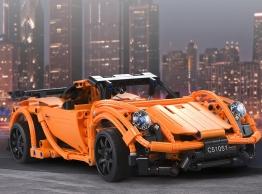 CaDa C51051W - Ferngesteuertes Klemmbaustein Auto ✪