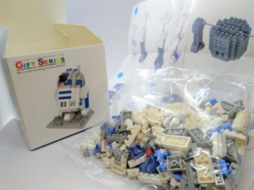 R2D2 - LOZ Mini Blocks Figur Bauset ✪