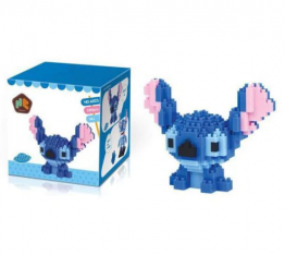 Stitch – LOZ Micro Blocks Figur Bauset ✪