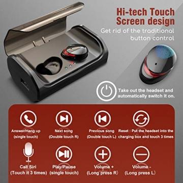 Holyhigh T8-LAN Bluetooth Kopfhörer ✪