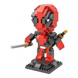 Deadpool – LOZ Micro Blocks Figur Bauset ✪