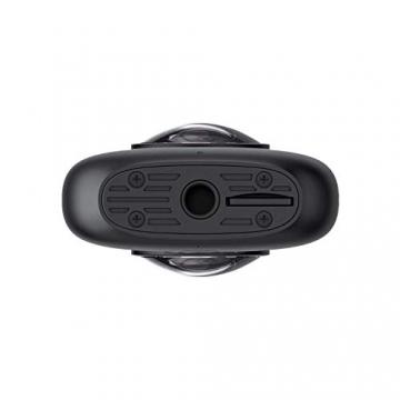 Insta360 ONE X 360-Grad Action-Kamera (5.7K Video 18MP-Fotos, mit Flowstate-Stabilisierung) ✪