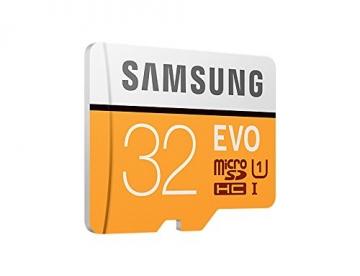 Samsung MicroSDXC Evo-Speicherkarte 32 GB ✪