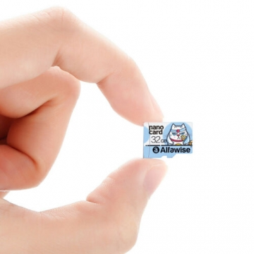 Alfawise 64GB Class 10 UHS-1 Micro SD Speicherkarte ✪