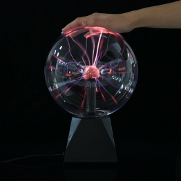 Plasma Ball - Touch Sensitive (8 Zoll groß) ✪