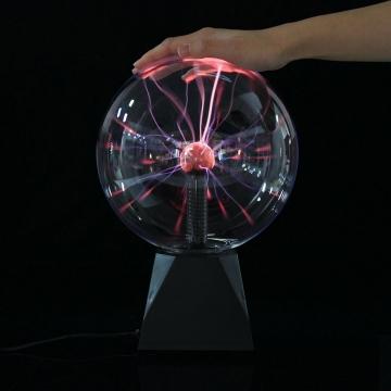 Plasma Ball - Touch Sensitive (8 Zoll groß) ✪