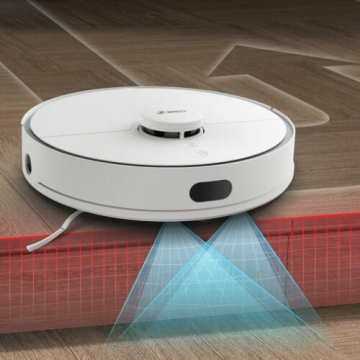 360 S5 Smart Saugroboter - Staubsauger Roboter mit LDS Laser Navigation ✪