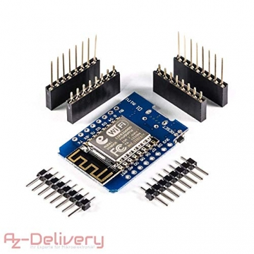 WeMos D1 Mini mit ESP8266-12E WLAN NodeMCU Module für Arduino ✪
