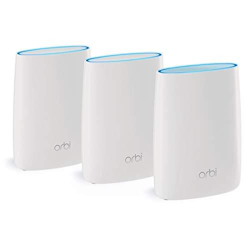 187 Netgear Orbi High Speed Mesh Wlan System 3 000 Mbit S