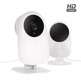 Nooie Überwachungskamera 1080P WLAN IP Kamera ✪