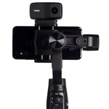 Taro T1 Ai Film Roboter mit Auto-Tracking Stabilisator Gimbal für Smartphone ✪