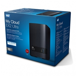 WD My Cloud EX2 Ultra 12 TB - Network Attached Storage ✪