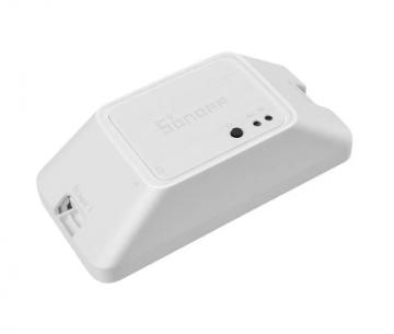 Sonoff Basic (Neu 2019) R3 10A 2200W - SmartHome Relais für Alexa / Google Home / ioBroker ✪