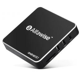 Alfawise A8 TV BOX Android 8.1 - 2GB RAM + 16GB ROM (EU-Stecker) ✪