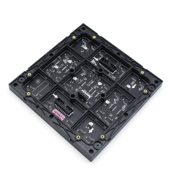 RGB Led-Matrix 64x64 Pixel Display Modul (160x160mm) ✪