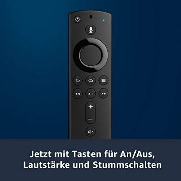 Fire TV Stick 4K Ultra HD mit Alexa-Sprachfernbedienung ✪