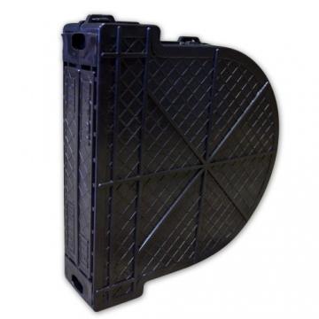 Mauerkasten für Wickler 16,5cm MAXI-Gurtband 20-24mm ✪