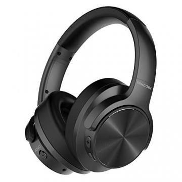 Mixcder E9 Wireless Active Noise Cancelling Kopfhörer, Bluetooth Kopfhörer ✪
