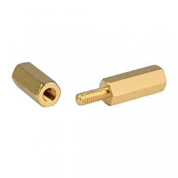 180 Stück M2.5 Messing Abstandshalter / Schrauben / Muttern Sortiert Kit ✪