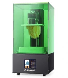 Alfawise W10 UV LCD Resin 3D Drucker ✪