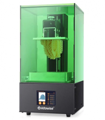 Alfawise W10 UV LCD Resin 3D Drucker ✪