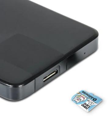 Alfawise 32GB Class 10 UHS-1 Micro SD Speicherkarte ✪